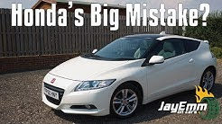 Honda's Biggest Mistake? Why Now Is The Time To Buy The Misunderstood CR-Z