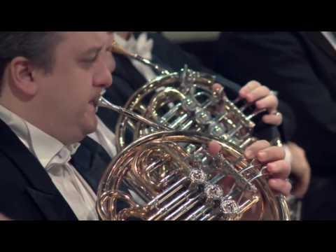Играет симфонический оркестр Московской филармонии, ч.1