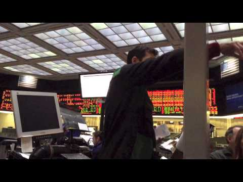 Chicago Trading Floor Tour By Ben Affleck :)