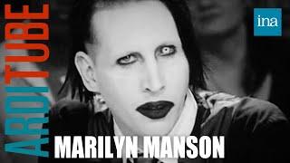 Qui est Marilyn Manson ? | Archive INA