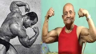 'Pocket Hercules' Aich dies at the age of 104 | Oneindia News