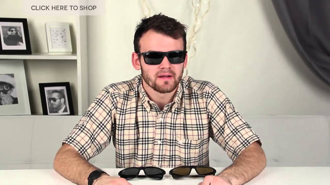 61955405b8 Ray-Ban RB4214 Active Lifestyle Sunglasses Review - YouTube