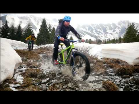 "DRAILLE BIKE/NICOLAÏ BIKE - ""Smooky Fat Session"""