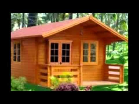Model Rumah Kayu Minimalis Desain Modern Murah Dari