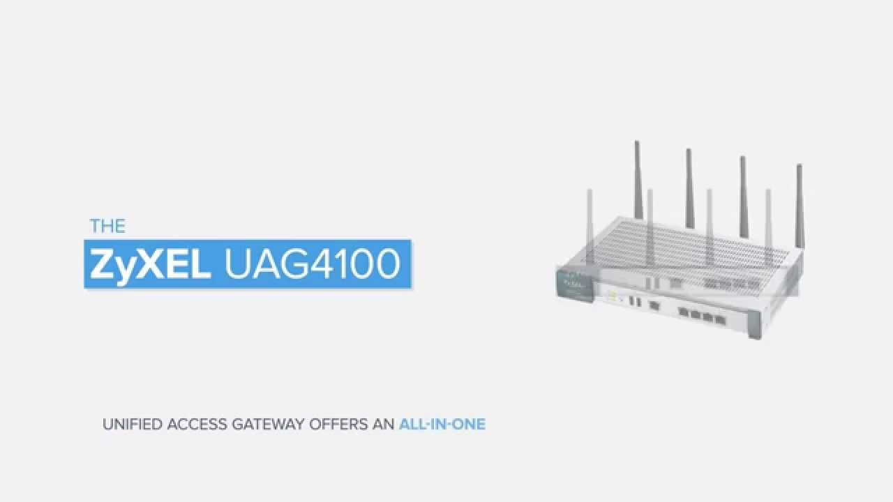 ZYXEL UAG4100 GATEWAY WINDOWS 8.1 DRIVERS DOWNLOAD