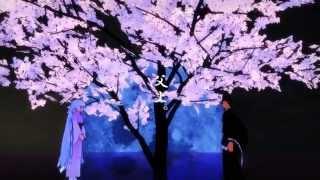 【Touhou MMD】Tale of the Bamboo Cutter ~Fujiwara no Mokou's Story~ (English subs)