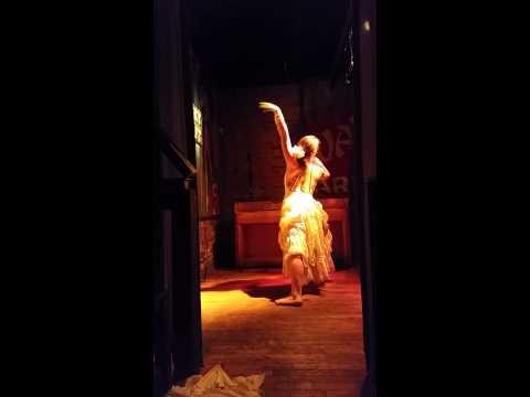 Gaea lady :: el desierto :: flamenco fan veil