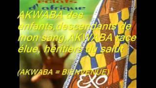 AKWABA par Exo, Eclats 6, Eclats d