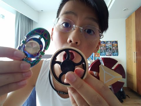 THE RAREST FIDGET SPINNERS IN THE WHOLE GALANTIC UNIVERSE!!!DTSFMS