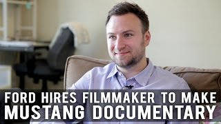 Ford Hires Filmmaker To Make A Doentary About 50 Year History Of The Mustang by David Gelb