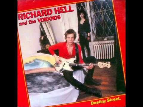 Richard Hell and the Voidoids - Time - 1982