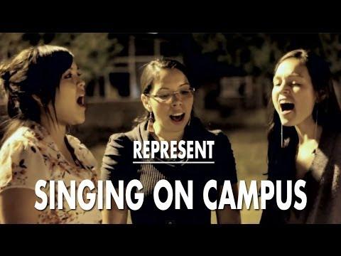 REPRESENT - Singing On Campus - Ft. Lewis College