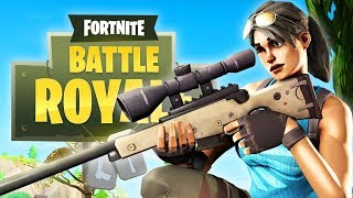 SNIPER ONLY SOLO SQUADS // Top Fortnite Player // 9,000+ Kills // Fortnite: Battle Royale
