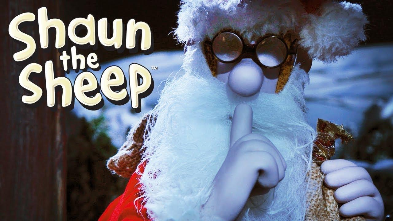 We Wish Ewe a Merry Christmas - Shaun the Sheep