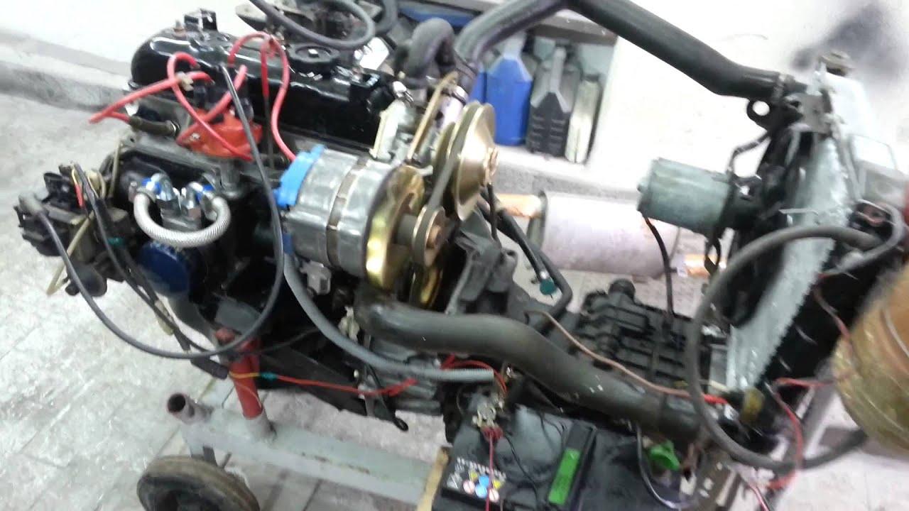 Motor Renault 5 Gtt Adaptado Para Renault 5 De 81