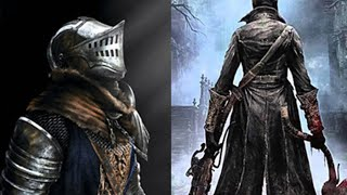 Dark Souls vs. Bloodborne: The Player Character