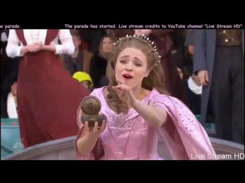 Anastasia once upon a December Macy's day parade 2017