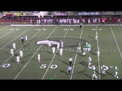Lake Dallas Falcons vs. Grapevine Mustangs - Part 1