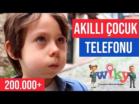 Wiky Watch2 Akıllı Çocuk Telefonu Reklam Filmi - Wiky GSM - Akıllı Saat
