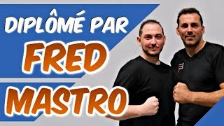 Fred Mastro  Formation Instructeur Level 1  Mastro Defence System