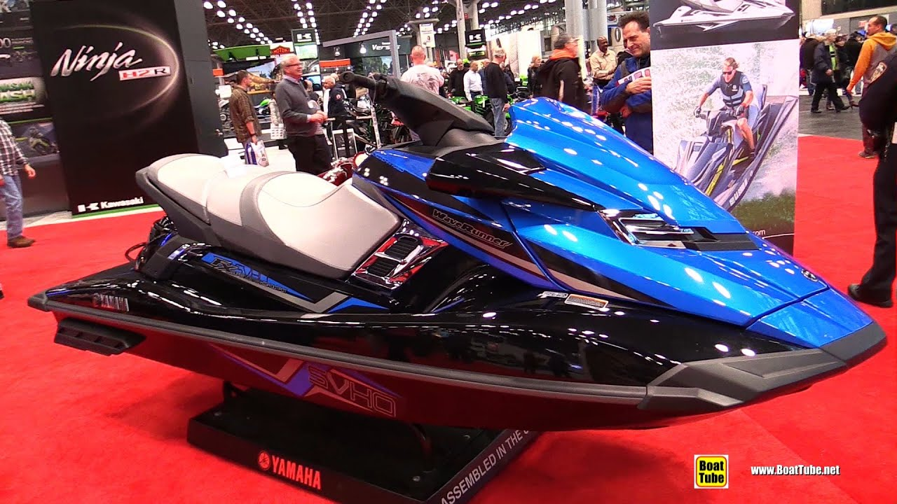 2015 yamaha waverunner fx svho series jet ski walkaround for Jet ski prices yamaha