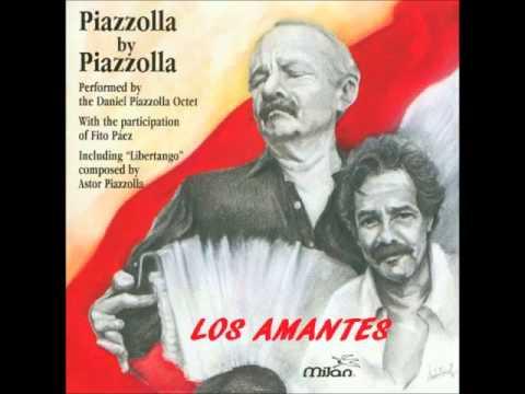 Daniel Piazzola Octet - Los amantes