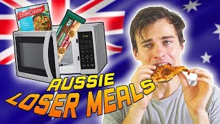 Reviewing Aussie Food