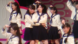 2015 1024 AKB48チーム8全国ツアー47の素敵な街へ 岡山 昼公演 永野芹佳...