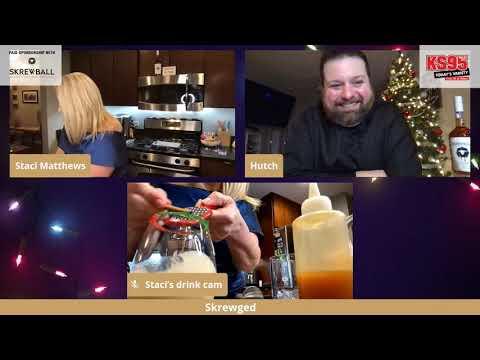 Staci & Hutch's Happy Hour with Skrewball
