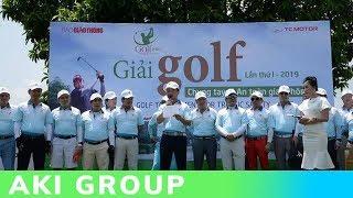 Hơn 100 golfer tranh tài tại Giải Golf gây quỹ Chung tay vì An toàn giao thông