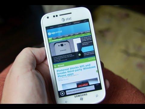 Samsung Focus 2 Review