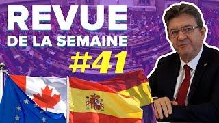 #RDLS41 : CATALOGNE, ESPAGNE, CETA, 10 OCTOBRE