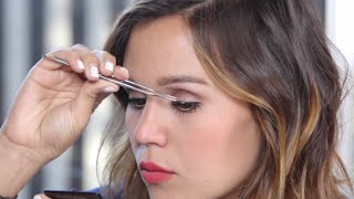 How to Master Individual Fake Eyelashes