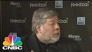 Apple Co-Founder Steve Wozniak Says He Won't Be Upgrading To The iPhone X Right Away | CNBC thumbnail