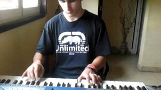 Wrecking ball -Miley Cyrus cover piano