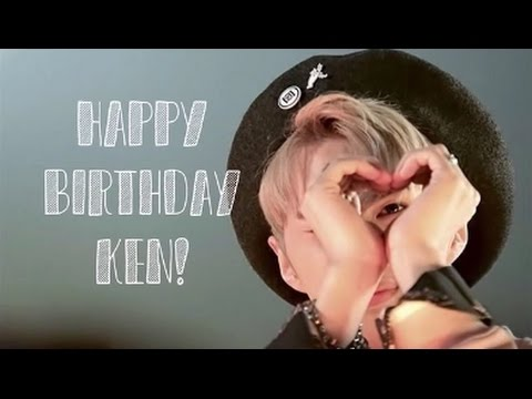 Happy Birthday Ken/Lee Jae Hwan (VIXX) 17.04.06