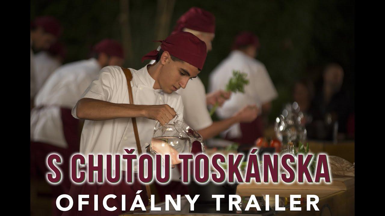 S CHUŤOU TOSKÁNSKA (trailer) - talianska komédia od 28. novembra v kinách