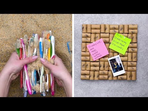 10 Easy Ways to Save the Environment! Upcycling & Recycling Hacks by Blossom
