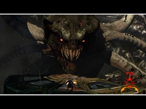 God of War Ascension All Cinematic Finishing Moves (Boss Fights Cutscenes)
