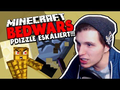 KOMPLETT ESKALIERT!!! ✪ Minecraft Bedwars Woche Tag 4 mit Sturmwaffel