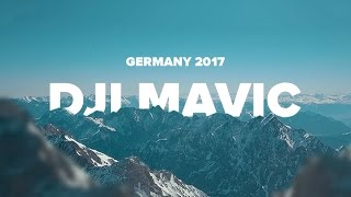 DJI Mavic Pro - Drone cinematic footage from Germany (Zugspitze, Neuschwanstein, Bodensee)