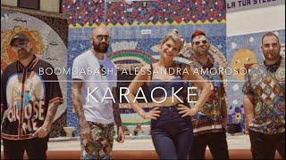 Boomdabash - KARAOKE feat. Alessandra Amoroso