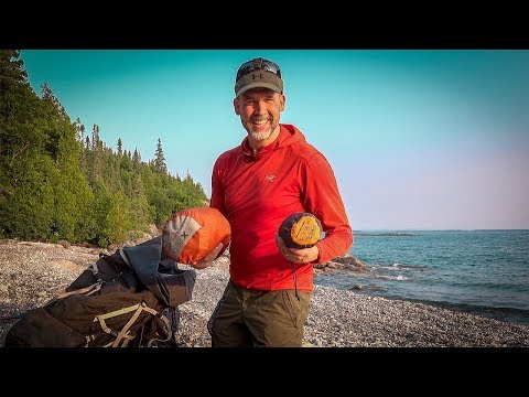 4 Days Hiking Remote Coastline In The Canadian Wilderness
