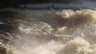 "Порог ""Каньон"", река Укса, Республика Карелия"
