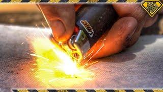 How To Fix A Fire with a Broken Lighter