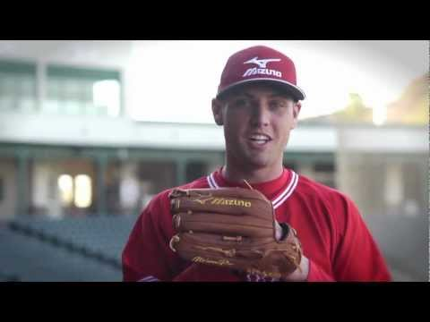 Peter Bourjos Introduces the Mizuno Pro Limited Edition