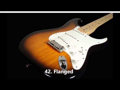 100 Words to Describe Guitar Tone - Part 3 - Modulation