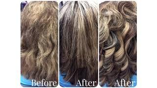 Monat -  anti-aging hair care line/ najlepsze naturalne produkty do włosów