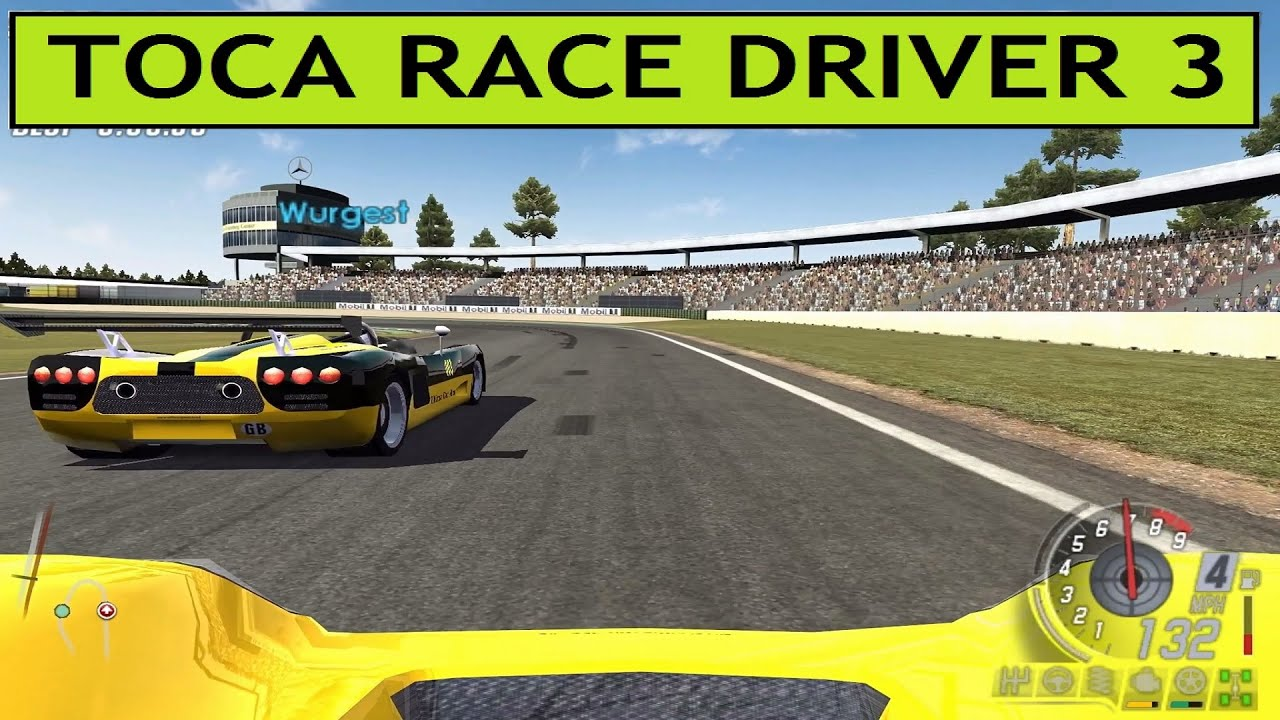 ToCA Race Driver 3, Video Clips, Tunngle Multiplayer Online Racing ...