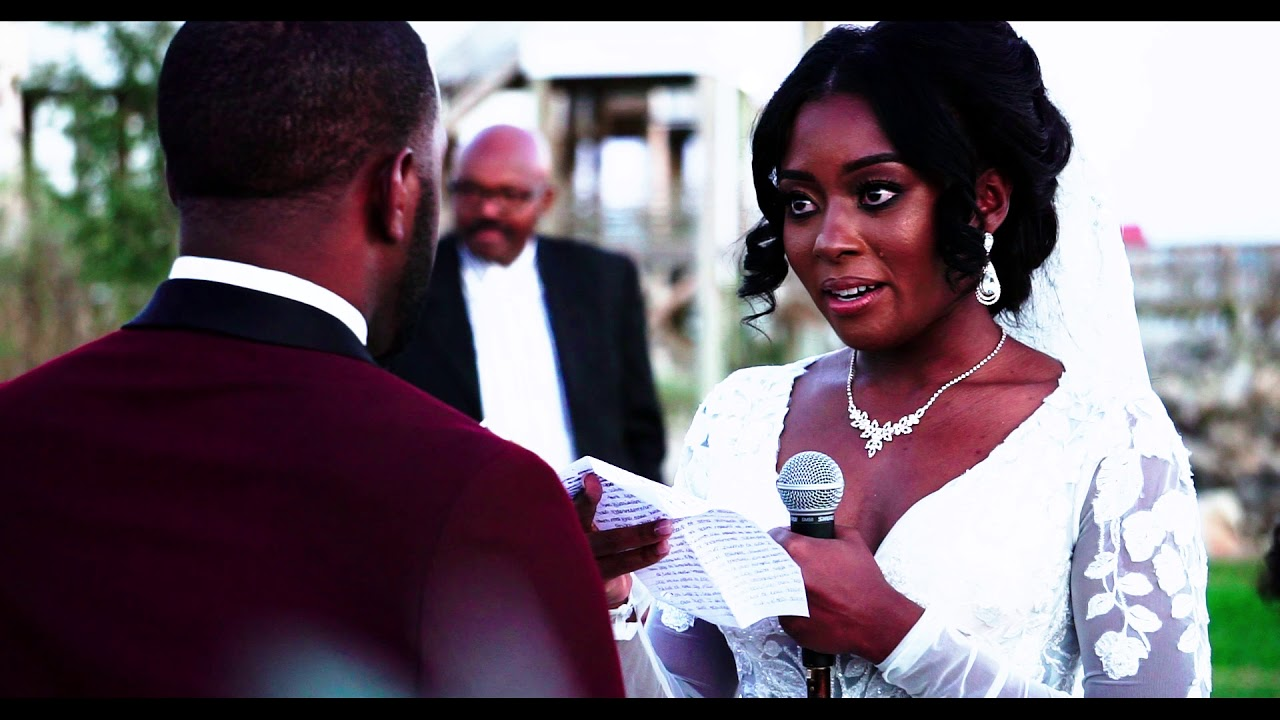 The Louisiana Wedding of Chip & Terranie